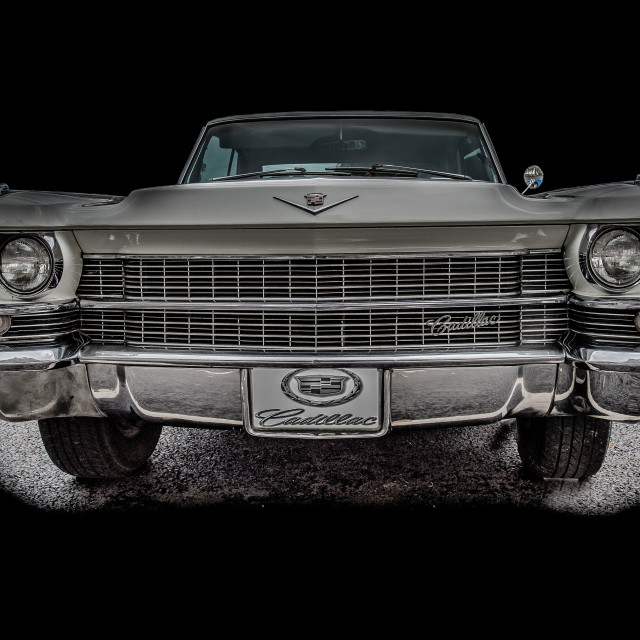 """""""The Cadillac"""" stock image"""
