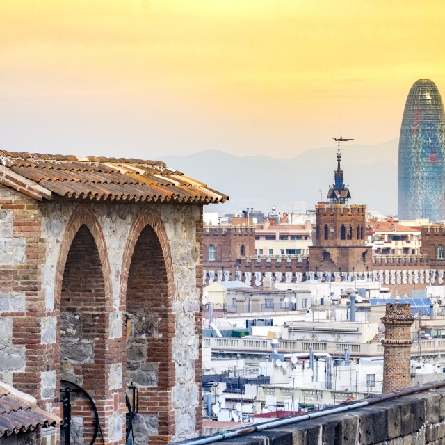 """Barcelona, Spain"" stock image"