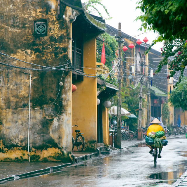 """Hoi An Ancient Town, Vietnam"" stock image"