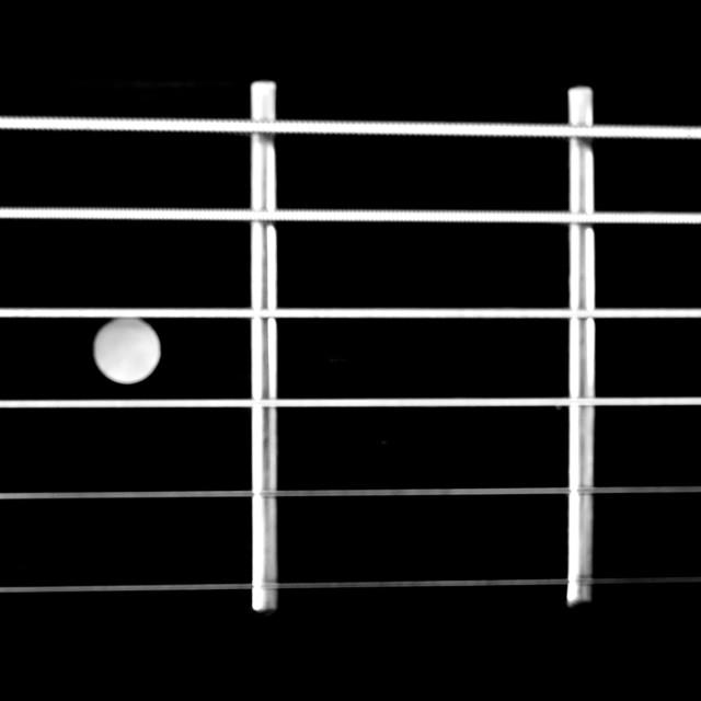 """""""guitar detail Vll"""" stock image"""
