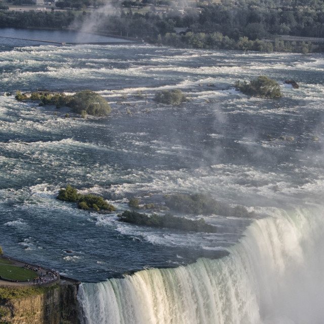 """River Niagara"" stock image"