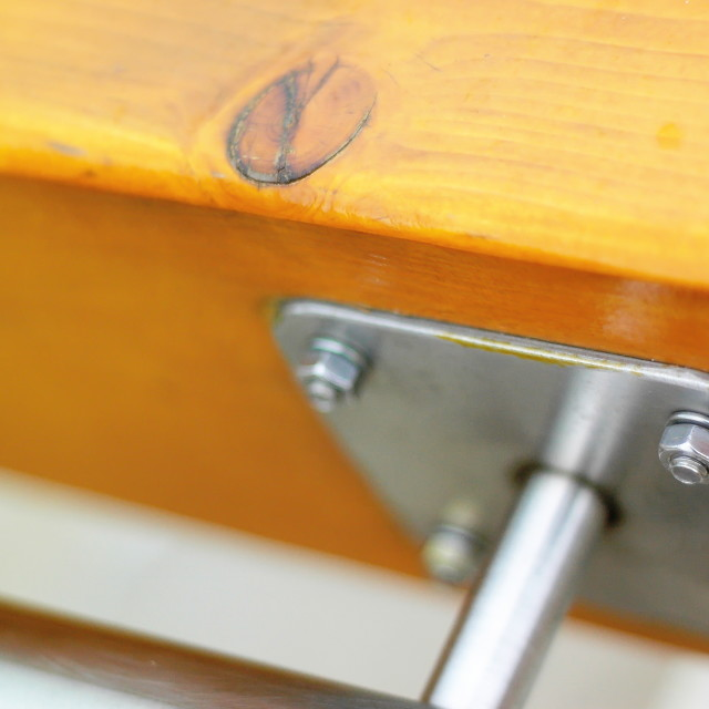 """Untitled handrail"" stock image"