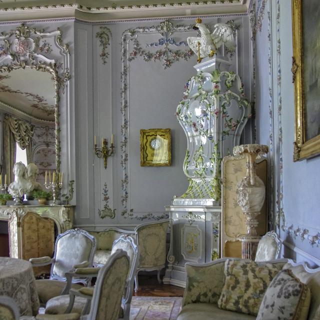 """Aristocratic residence"" stock image"