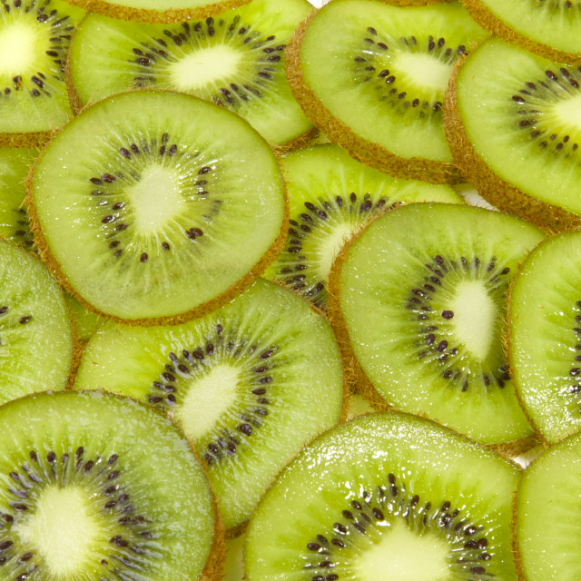 """Kiwi Fruit"" stock image"
