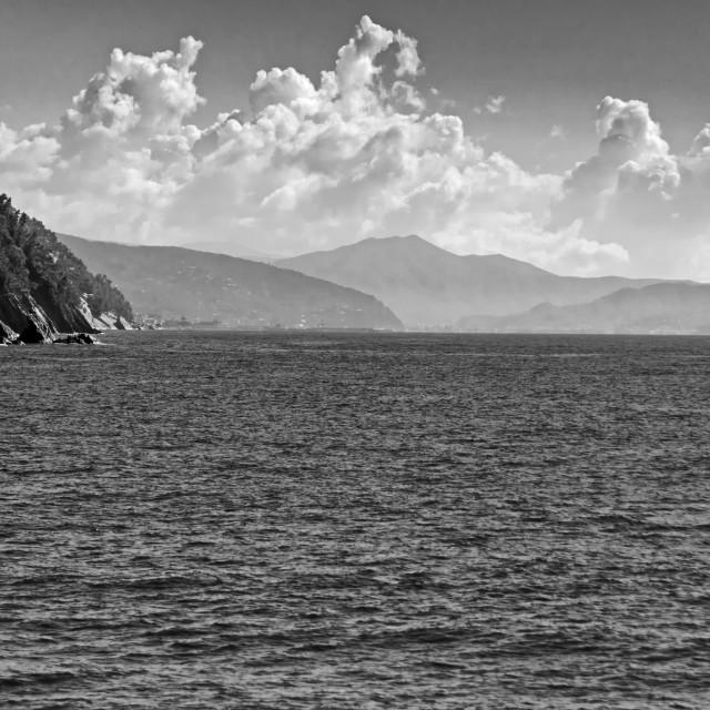 """Mediterranean Landscape"" stock image"
