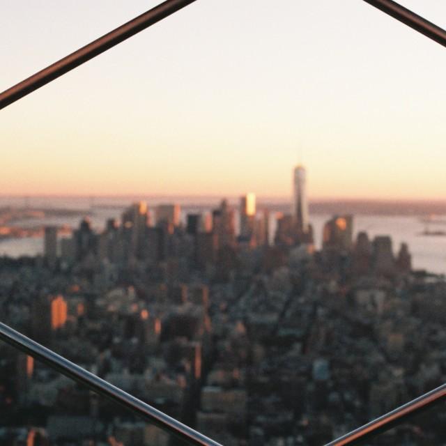 """""""New York, USA"""" stock image"""