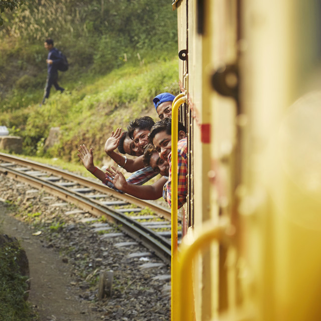 """Toy train"" stock image"