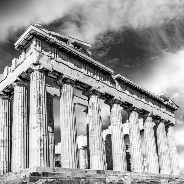 """Acropolis"" stock image"