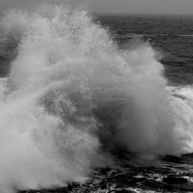 """Wave #3"" stock image"