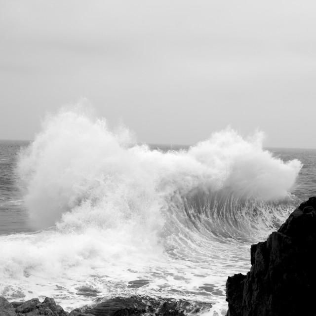 """Wave #2"" stock image"