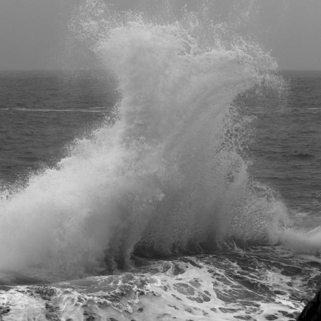 """Wave #1"" stock image"