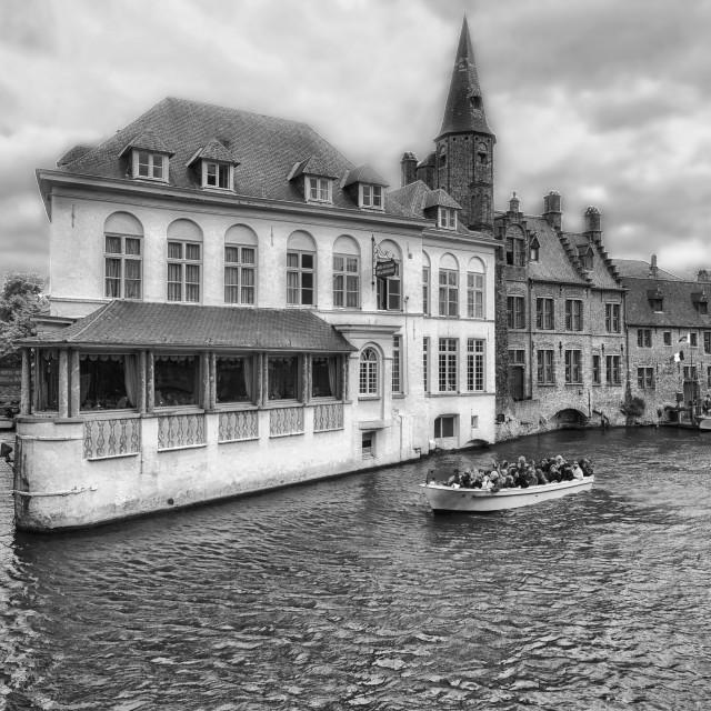 """""""Bruges"""" stock image"""