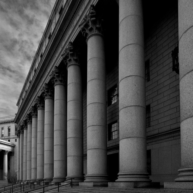 """Court House"" stock image"