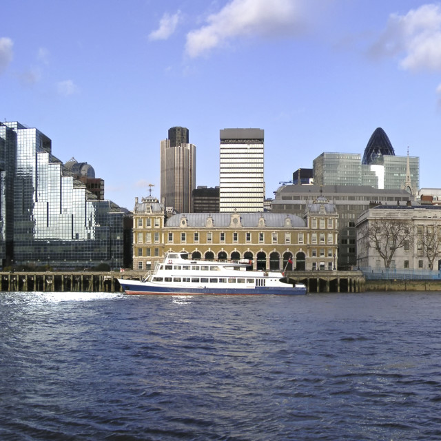 """City London"" stock image"