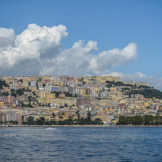 """""""Naples"""" stock image"""