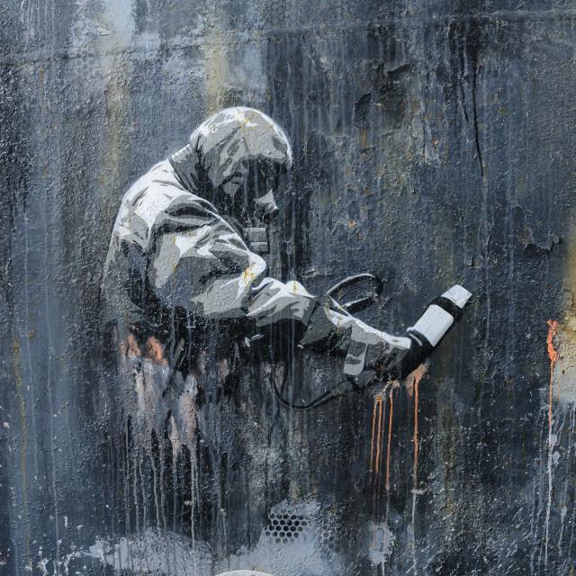 """Dystopia 2"" stock image"