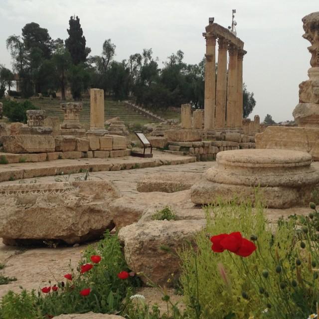 """Jerash , Jordan"" stock image"