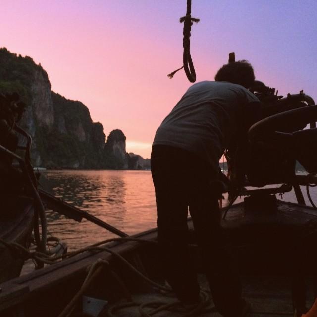 """Boat Trip"" stock image"