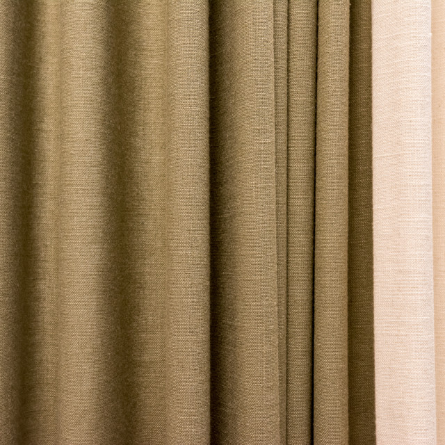 """Different curtains"" stock image"