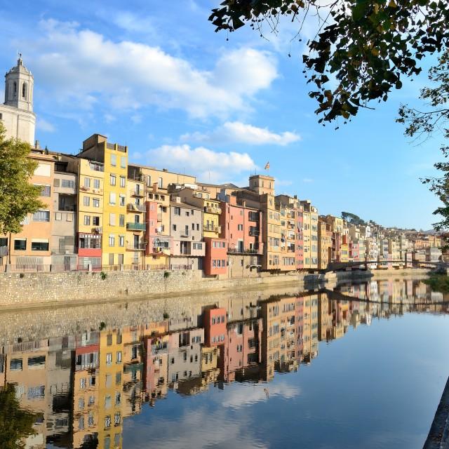 """""""Girona-Costa Brava"""" stock image"""