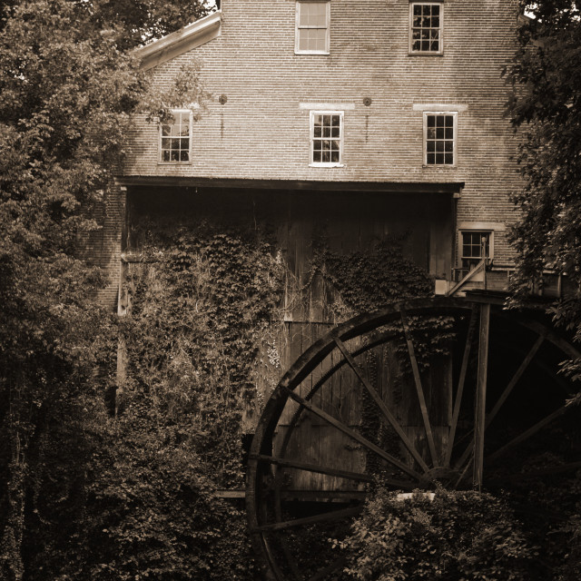 """""""The Mill"""" stock image"""