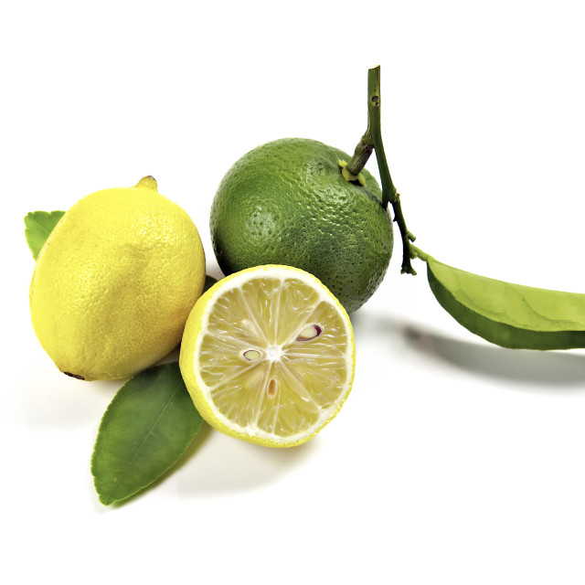 """Lemons"" stock image"