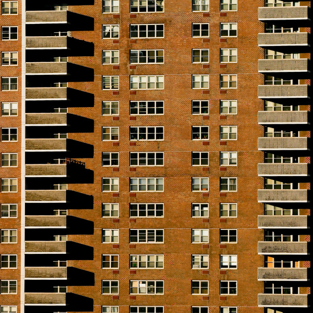 """Apartments"" stock image"