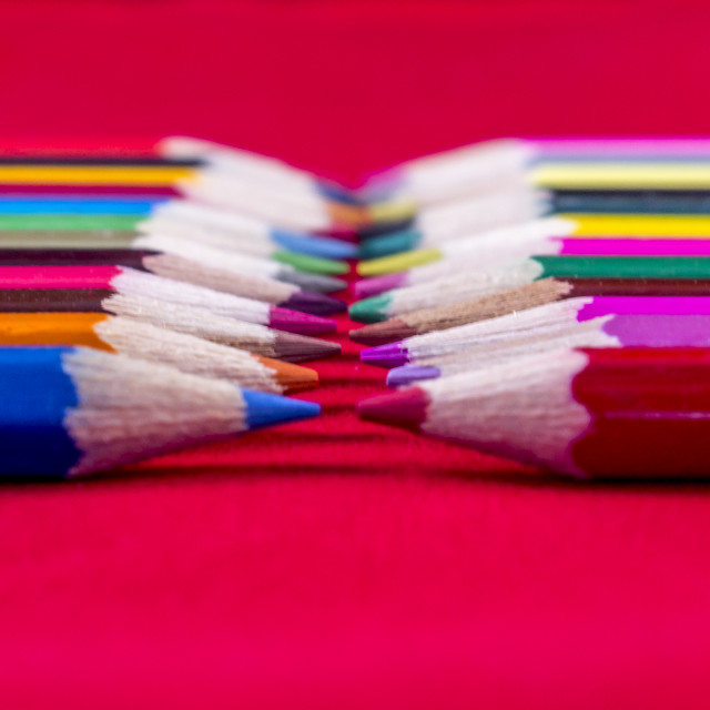 """""""Colours"""" stock image"""