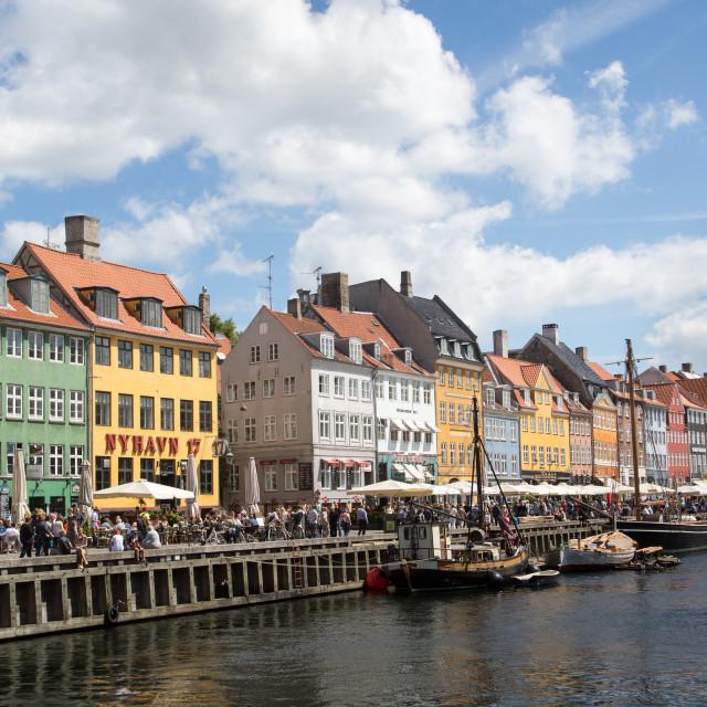 """Copenhagen"" stock image"