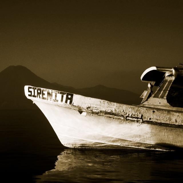 """Sirenita"" stock image"