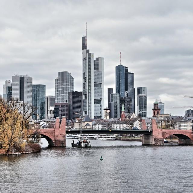 """Frankfurt 36"" stock image"