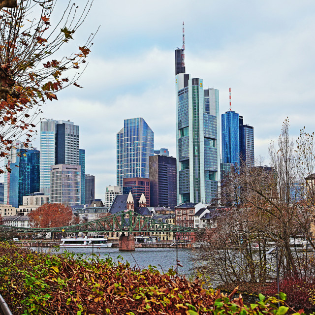 """Frankfurt 37"" stock image"
