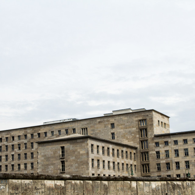 """Berlin construction"" stock image"