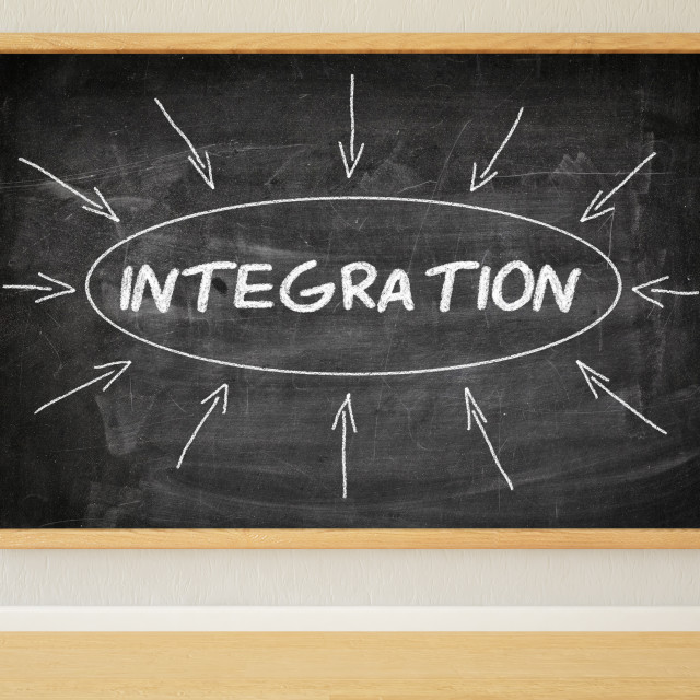 """Integration"" stock image"