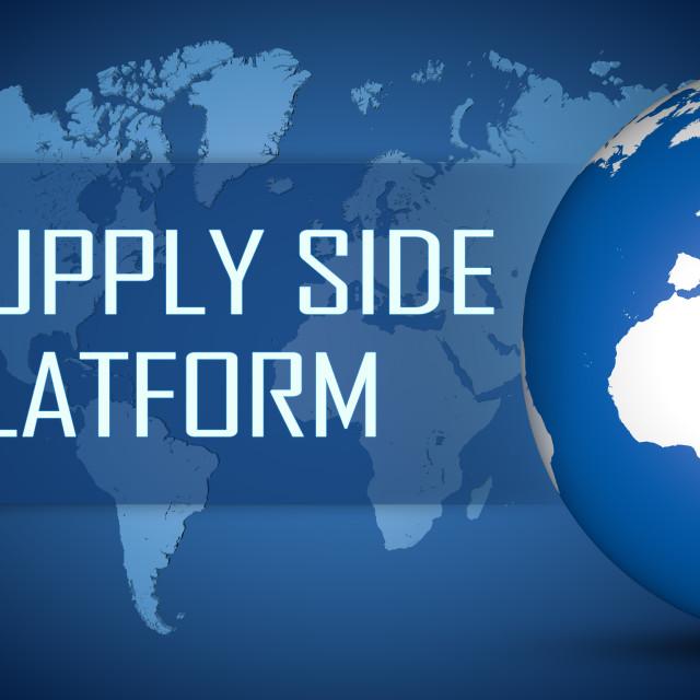"""""""Supply Side Platform"""" stock image"""