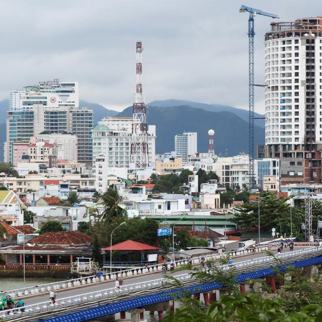 """Nha Trang, Vietnam"" stock image"