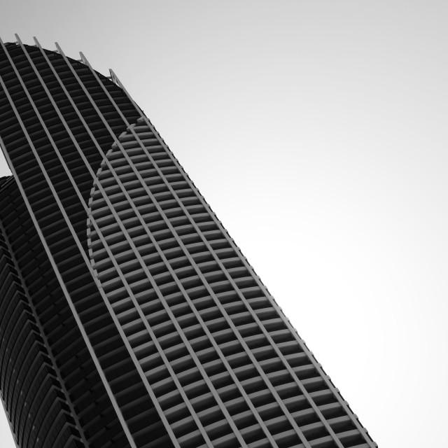 """Modern Architecture"" stock image"
