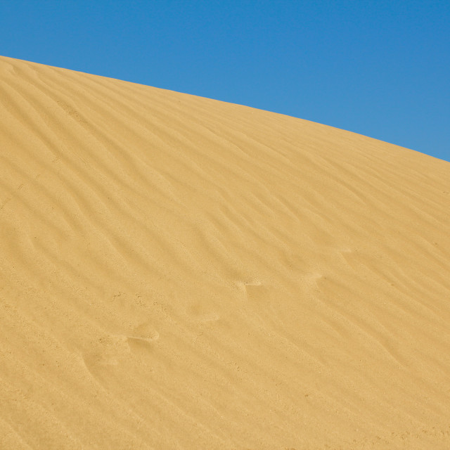 """gold sand dune"" stock image"