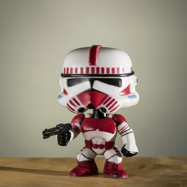"""Shock trooper"" stock image"