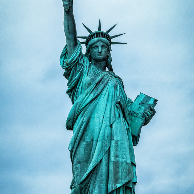 """Liberty"" stock image"