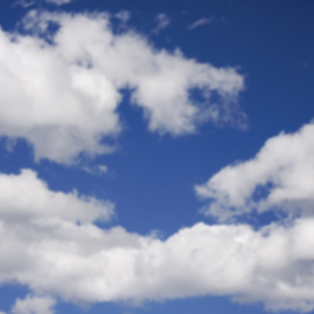 """Slightly Blurry Clouds Great for Your Background."" stock image"