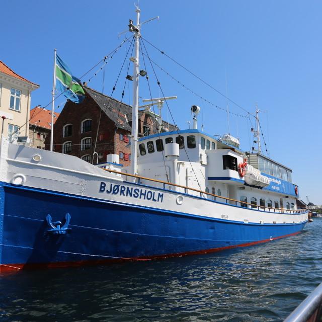 """""""Bjørnsholm (2)"""" stock image"""