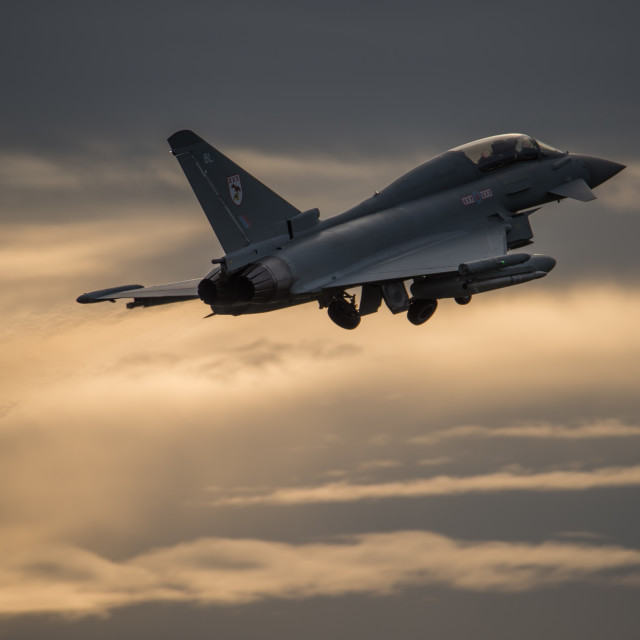 """Typhoon in the winter sun"" stock image"