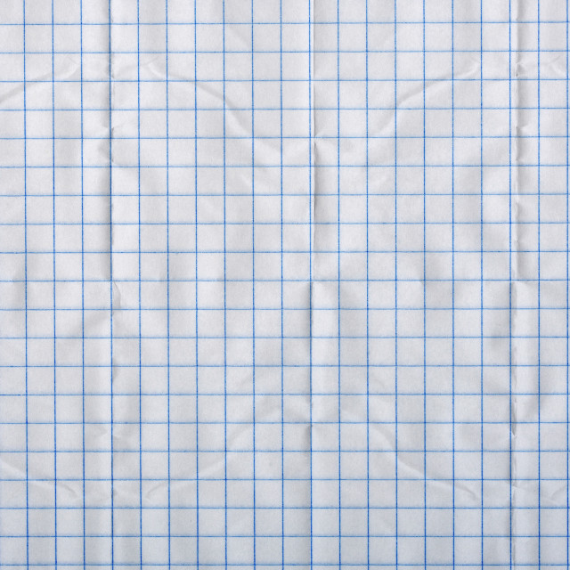 """Checkered paper, a background"" stock image"