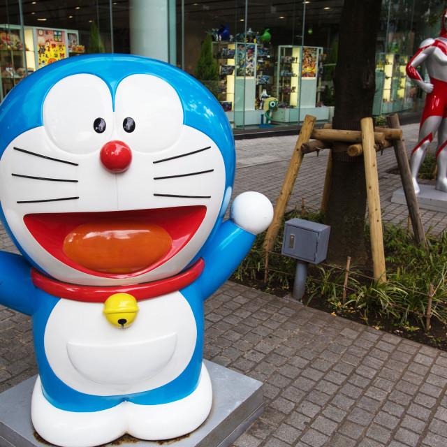 """""""Doraemon"""" stock image"""