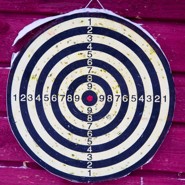 """""""Target"""" stock image"""
