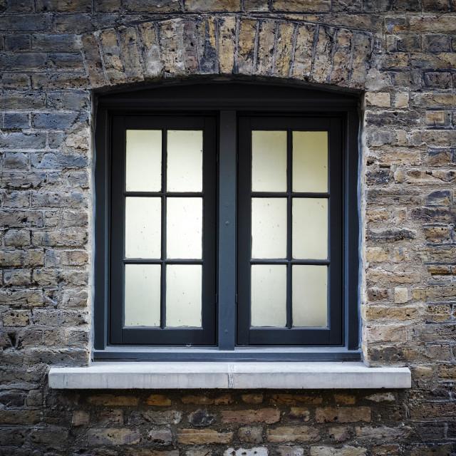 """Window..."" stock image"