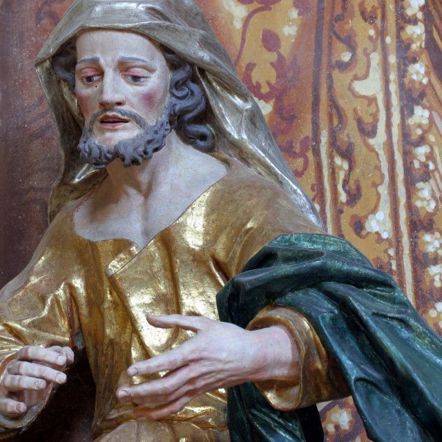 """St.Matthew the Evangelist"" stock image"