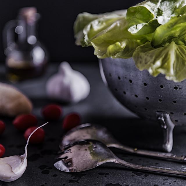 """""""Mediterranean diet"""" stock image"""