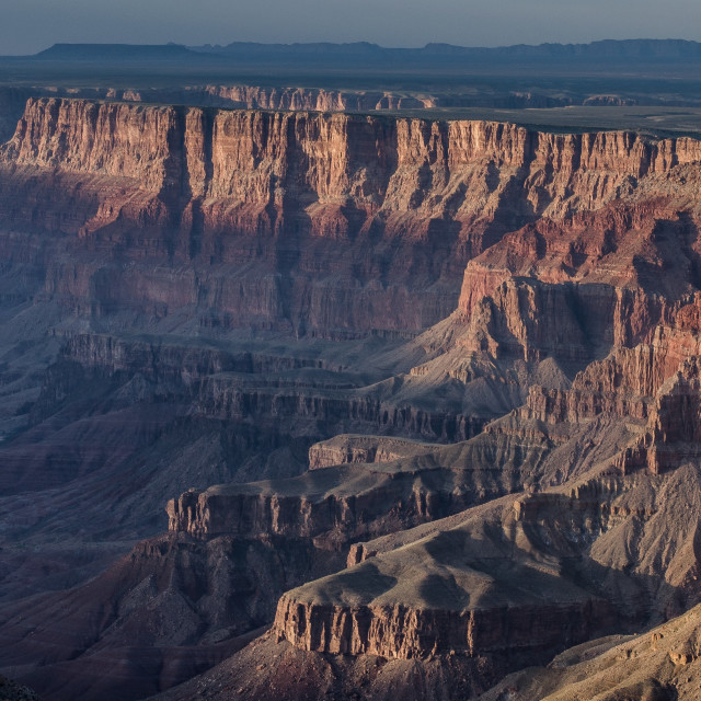 """The Grand Canyon - Navajo Point"" stock image"